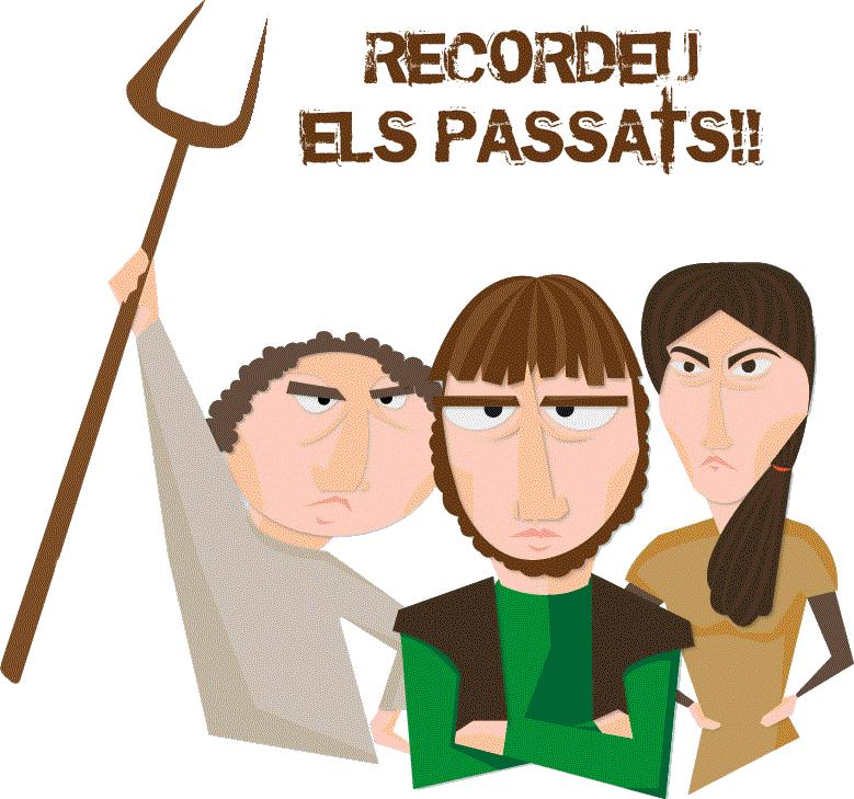 RECORDEU ELS PASSATS