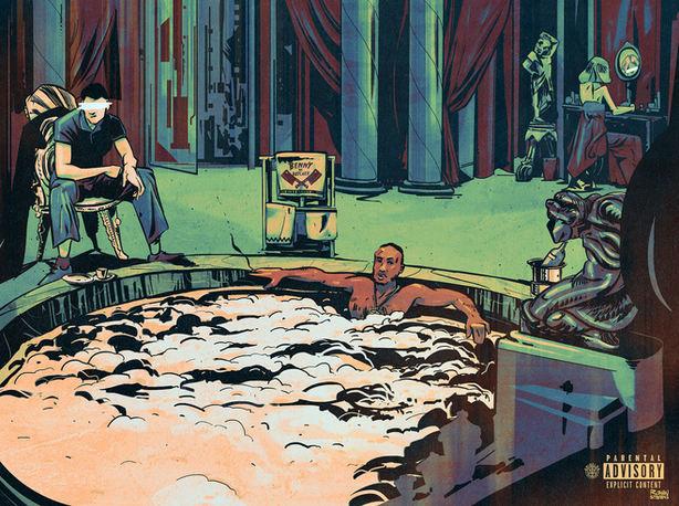'Benny the Butcher' album art