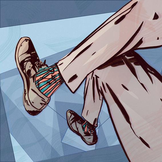 Socks editorial