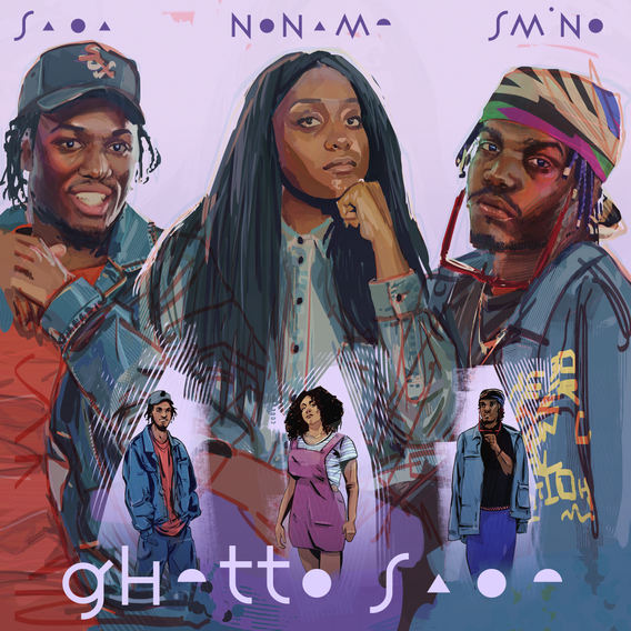 Ghetto Sage album cover