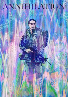 'Annihilation' film poster