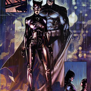 Batman colours