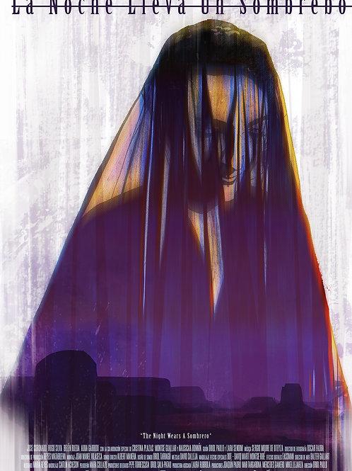 Illustrated INFINITE JEST poster - 3