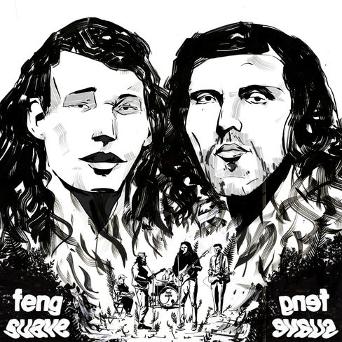 'Feng Suave' album cover inks