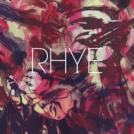 'RHYE' inspired album art