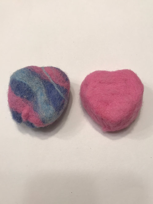 Silkie Co's Felted Soap