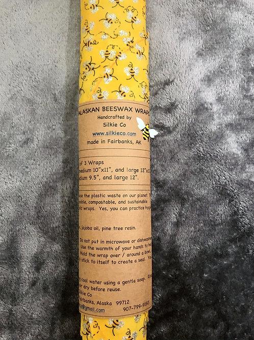 Alaskan Beeswax Wraps