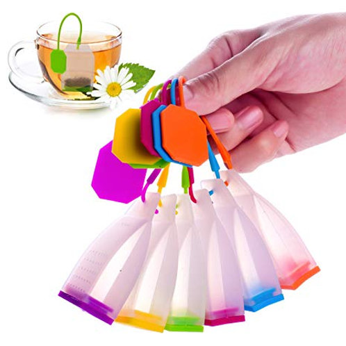 Reusable Tea Diffuser (one bag)