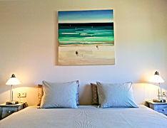 slaapkamer appartement CAN FONZO
