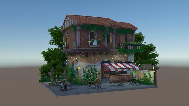 Terrasse(In progress)
