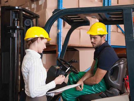 5 Bagian dari Forklift Manual dan Kelebihannya
