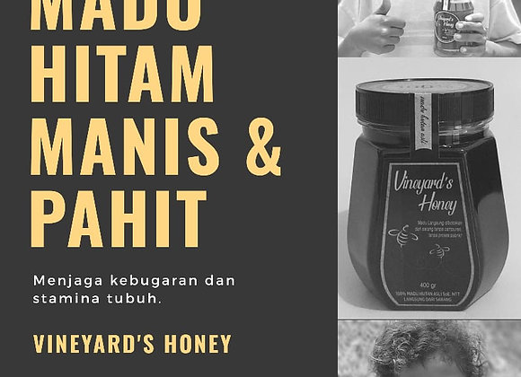 vineyard honey madu yayasan kebun anggur