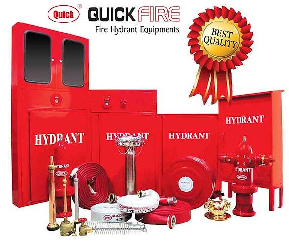 fire hydrant equipment
