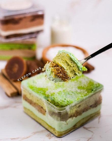 klepon cake mini