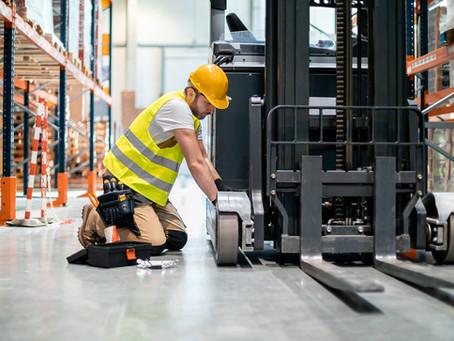 Mengetahui 5 Hal Menyebabkan Kerusakan Forklift