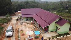 pembangunan gedung sekolah