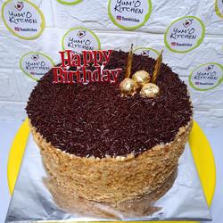 cake mocca seres nougat 2 layer