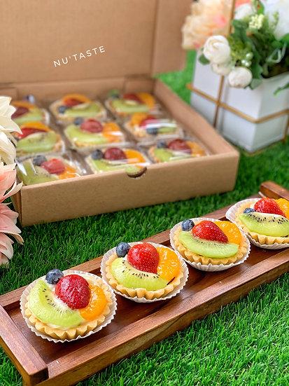 fruit pie in a box
