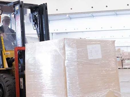 Bagian dan Fungsi Forklift yang harus diketahui