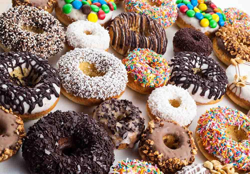 aneka donut