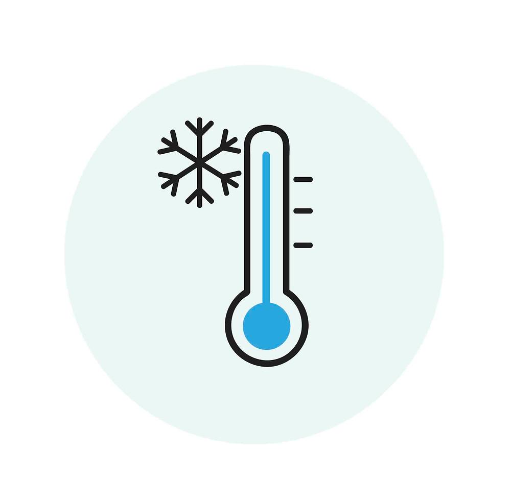 suhu dingin