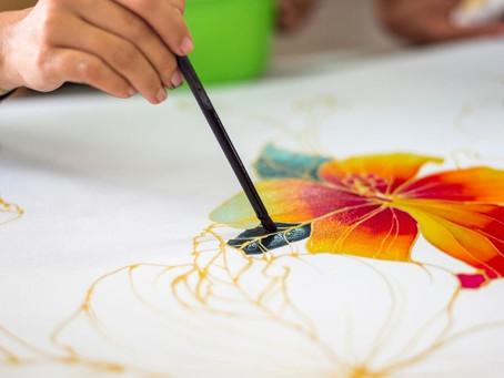 Kenali Apa Saja Perbedaan Batik Tulis dan Batik Lukis