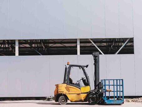 6 Bagian Penting Pada Forklift Diesel
