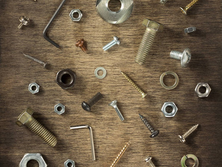 4 Jenis Bahan Material Baut dan Sekrup Serta Kekuatannya