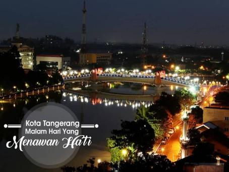 Kota Tangerang, Kota Seribu Industri
