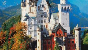 The fairytale Castle.