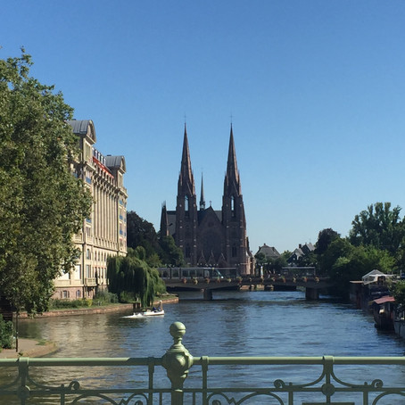 Strasbourg the beautiful
