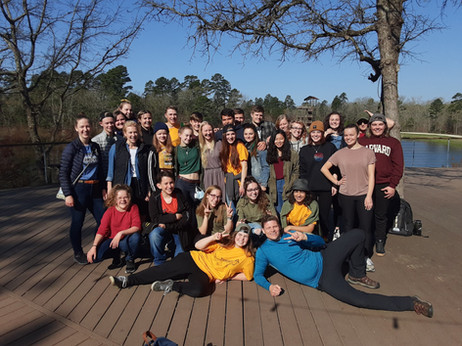 Learning Brave Texas Teen Adventure 2021