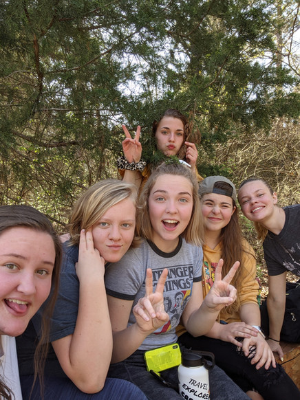 Learning Brave Texas Teen Adventure 2021