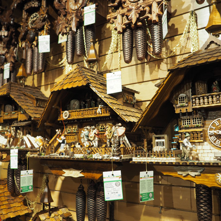 The House of 1000 Clocks