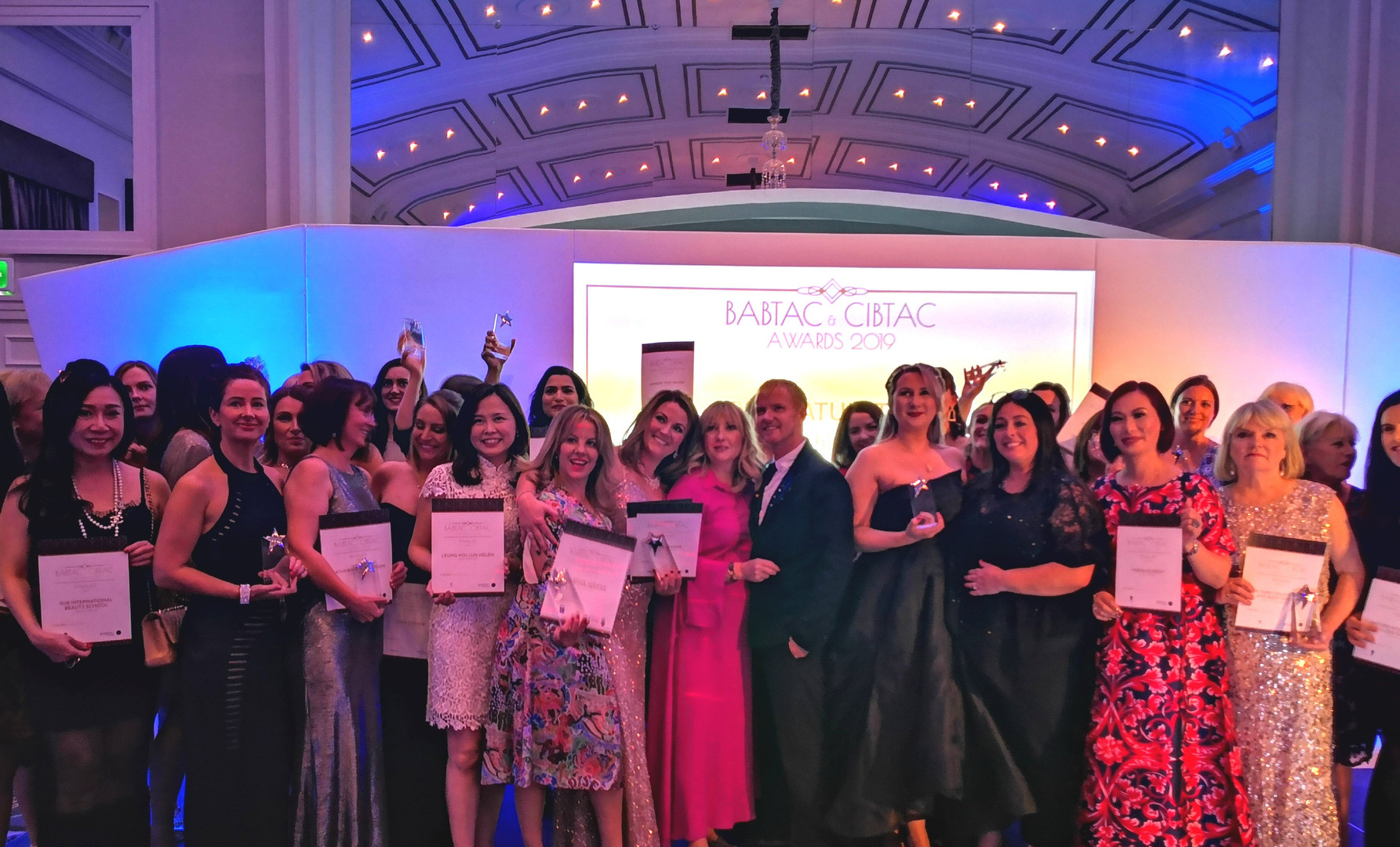 BABTAC & CIBTAC Awards 2019