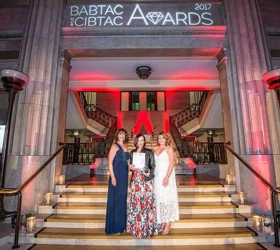 Michelle Lee 獲頒 CIBTAC Tutor of Year Winner 2017