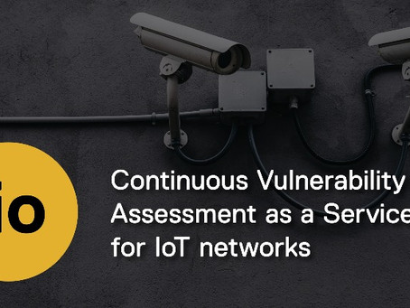 Case Study - Webinars on Cybersecurity of Camera networks is out!