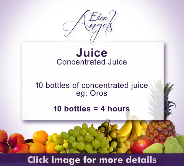 Concentrated Juice