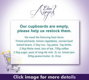 Restock our Cupboards