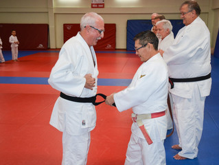 Congratulations to Sensei Frank Marrazzo