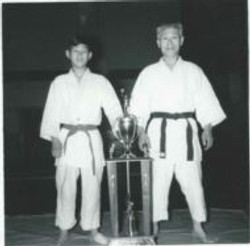 Sensei Masao Kawasaki Sensei Mitchell Kawasaki