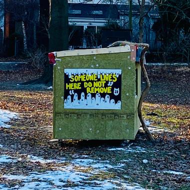 Toronto Tiny Shelters Fundraiser & Petition