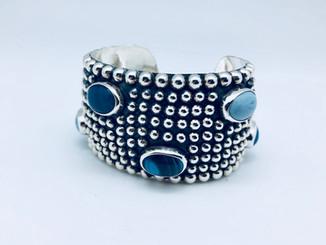 Embla silver bracelet
