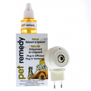 Pet Remedy Plug-in Verdamper incl. 40ml