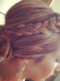 Loving braids today 😍 #brandilynntortmakeup #weddinghair #bohobraid #MUA #makeupartisttampa