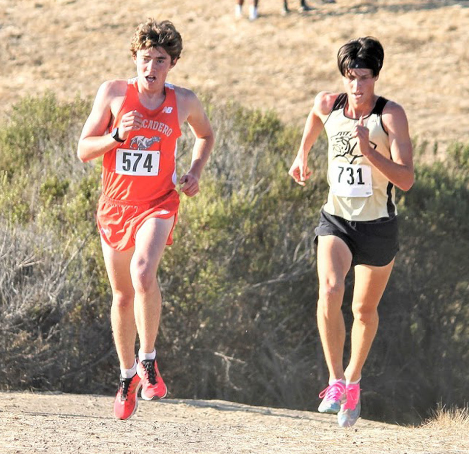 Cross country teams compete in CIF championships; Jones runs all the way to the State meet