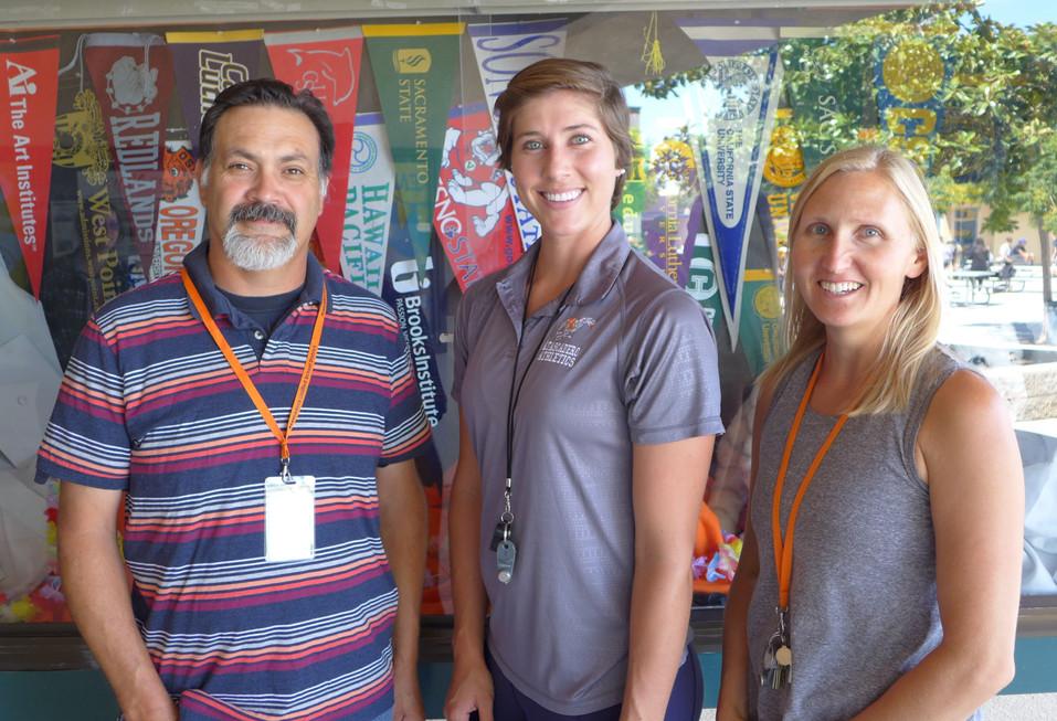 AHS welcomes several new teachers