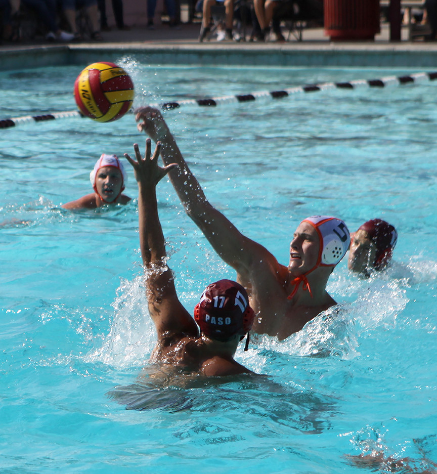 Boys water polo team battles it out in CIF after successful season