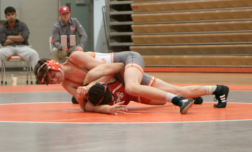 Wrestlers end amazing season at State Championships