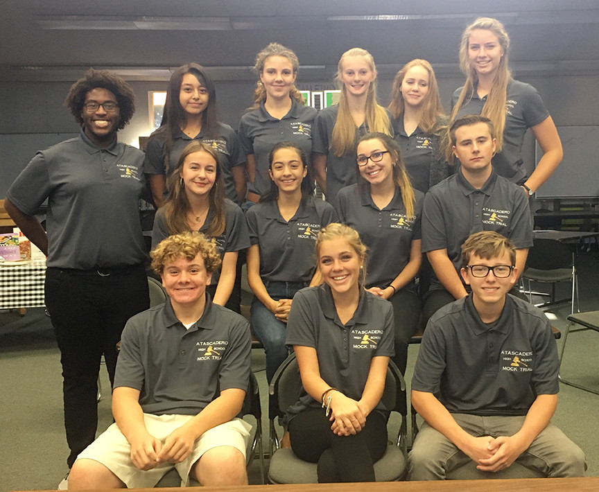 Mock Trial team wins scrimmages against King City